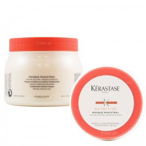 KERASTASE NUTRITIVE MAGISTRAL maska 500ml