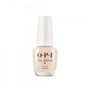 OPI Gel Break - Sheer Color Barely Beige | lakier do paznokci 15ml