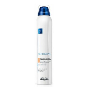 L'Oreal Serioxyl Volumizing Coloured Spray koloryzujący - blond 200ml