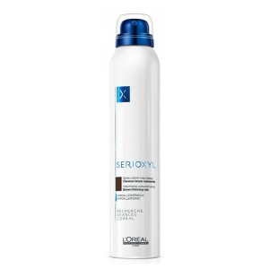 L'Oreal Serioxyl Volumizing Coloured Spray koloryzujący - brąz 200ml