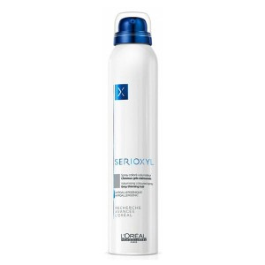 L'Oreal Serioxyl Volumizing Coloured Spray koloryzujący - szary 200ml
