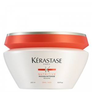 KERASTASE NUTRITIVE IRISOME MASQUINTENSE maska do włosów grubych 200ml