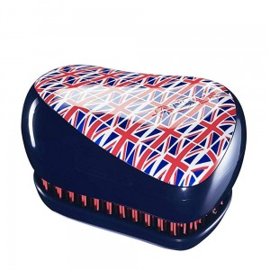 TANGLE TEEZER COMPACT STYLER Collectables Union Jack szczotka do włosów flaga