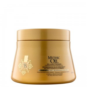 LOREAL MYTHIC OIL odżywcza maska 200ml