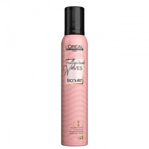 LOREAL HOLLYWOOD WAVES SPIRAL QUEEN pianka 200ml