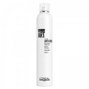LOREAL FIX ANTI-FRIZZ lakier 400ml