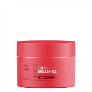 Wella Invigo Color Brilliance maska do włosów farbowanych, grubych 150ml