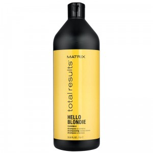MATRIX TOTAL RESULTS Hello Blondie szampon do włosów blond 1000ml
