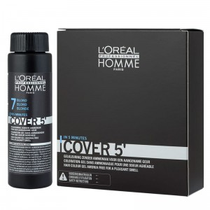 LOREAL HOMME COVER 5' nr 7