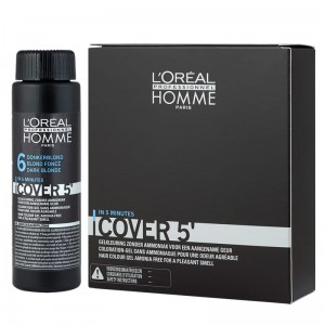 LOREAL HOMME COVER 5' nr 6