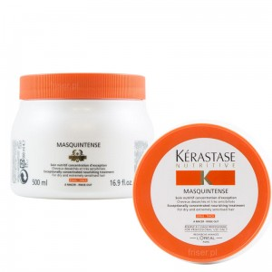 KERASTASE NUTRITIVE IRISOME MASQUINTENSE maska do włosów grubych 500ml