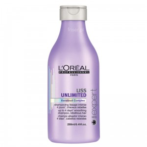 LOREAL LISS UNLIMITED szampon 250ml