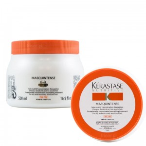 KERASTASE NUTRITIVE IRISOME MASQUINTENSE maska do włosów cienkich 500ml