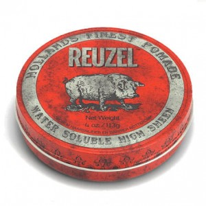 Reuzel Red High Sheen czerwona wodna pomada 35g