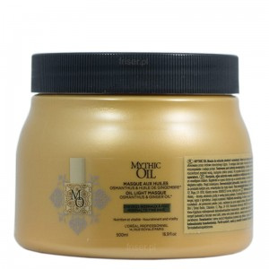 LOREAL MYTHIC OIL odżywcza maska 500ml