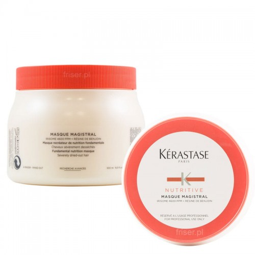 ERASTASE NUTRITIVE MAGISTRAL maska 500ml