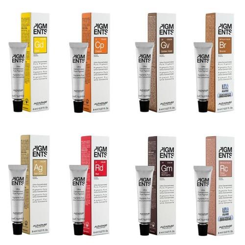Alfaparf Pigments skoncentrowany pigment do włosów 8ml | friser.pl