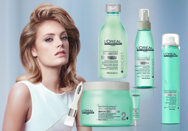 Loreal Volumetry