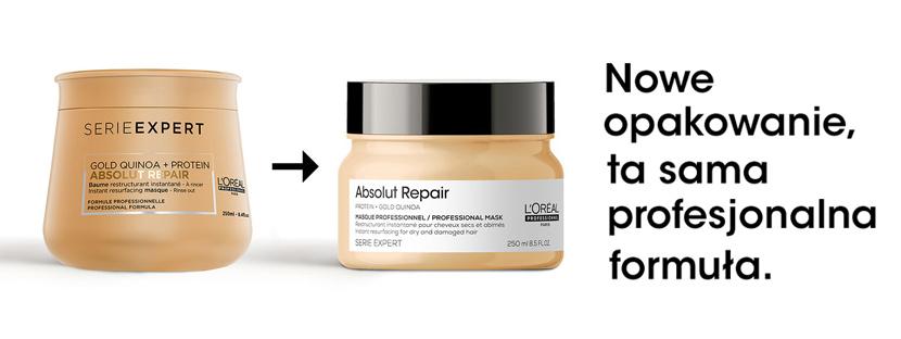 Absolut Repair szampon do włosów zniszczonych