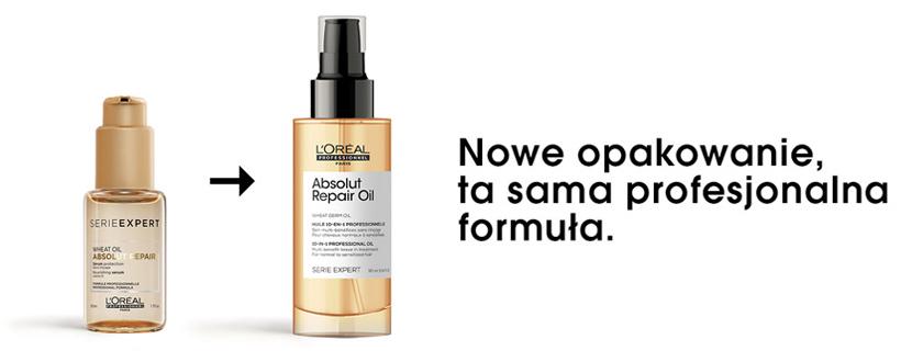 Absolut Repair serum do włosów zniszczonych