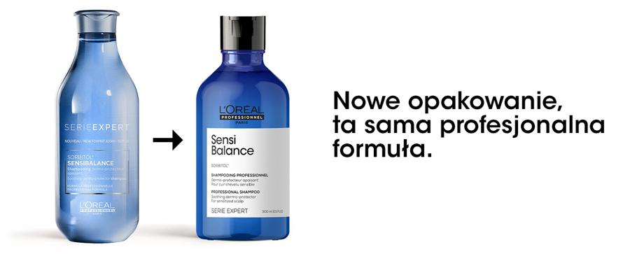 Sensi Balance szampon do wrażliwej skóry głowy