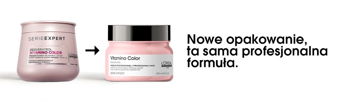 Vitamino Color maska do włosów farbowanych