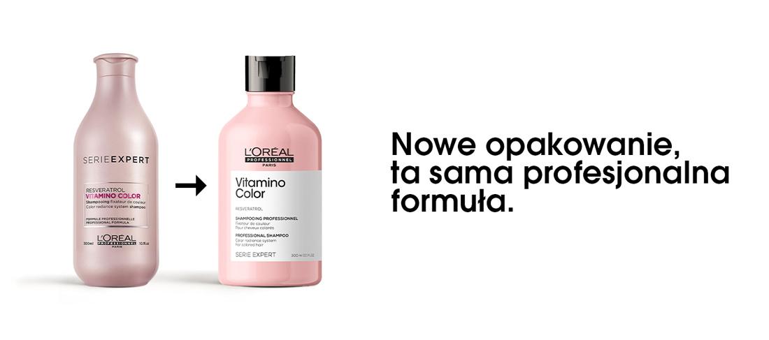 Vitamino Color szampon do włosów farbowanych