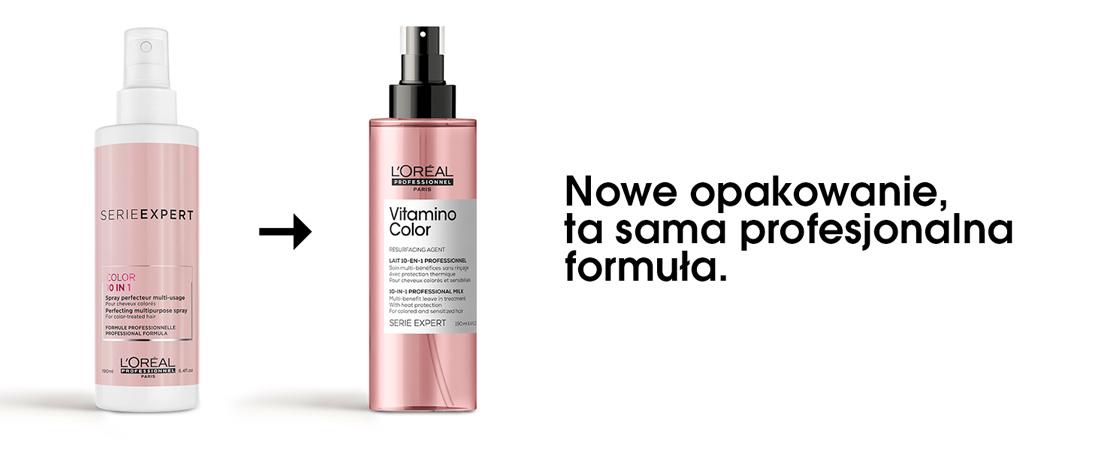 Vitamino Color odżywka do włosów farbowanych